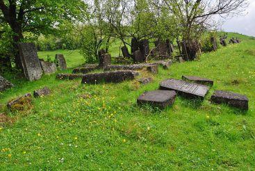 Еврейское кладбище, Сатанов